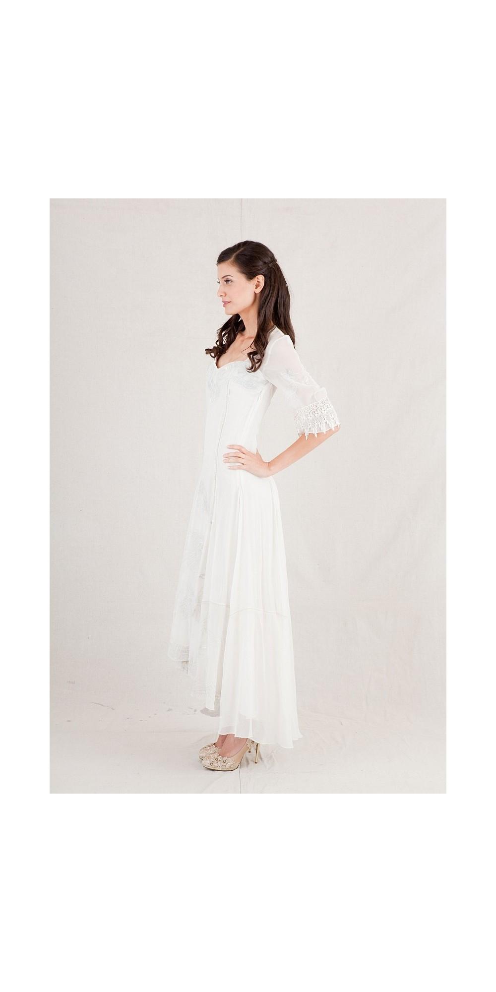 Nataya second wedding dress 40189 for Vintage second wedding dresses