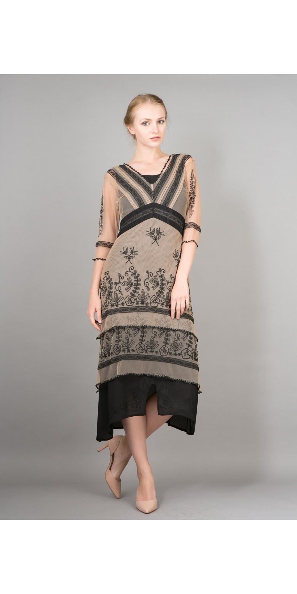 Plus size 1920 dresses