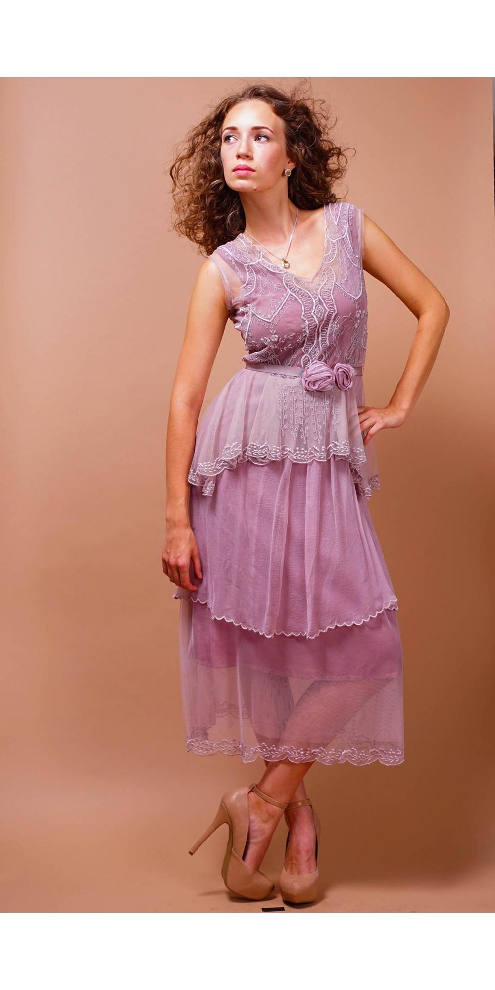 Vintage Look Party Dresses