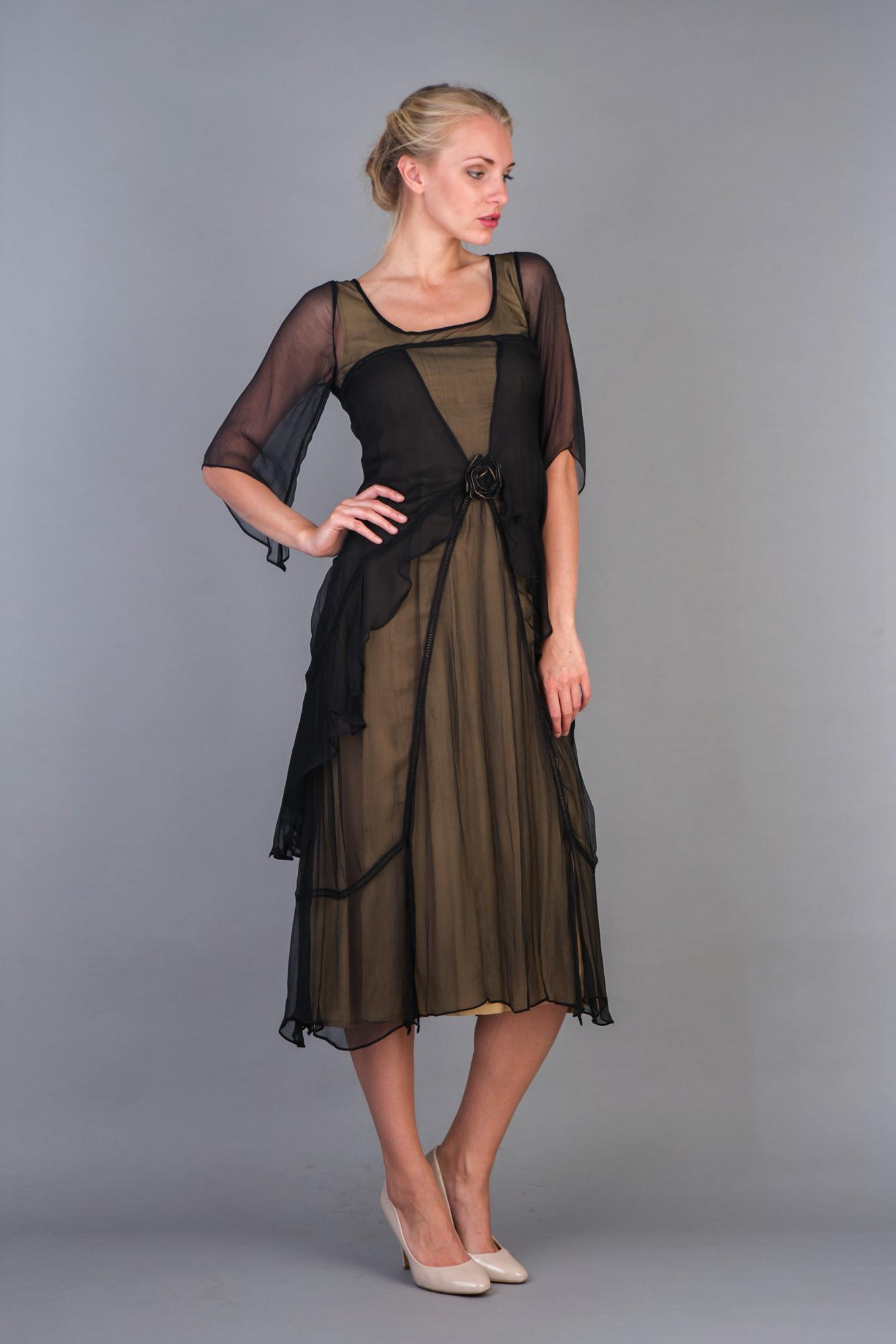 Great Gatsby Long Evening Dresses