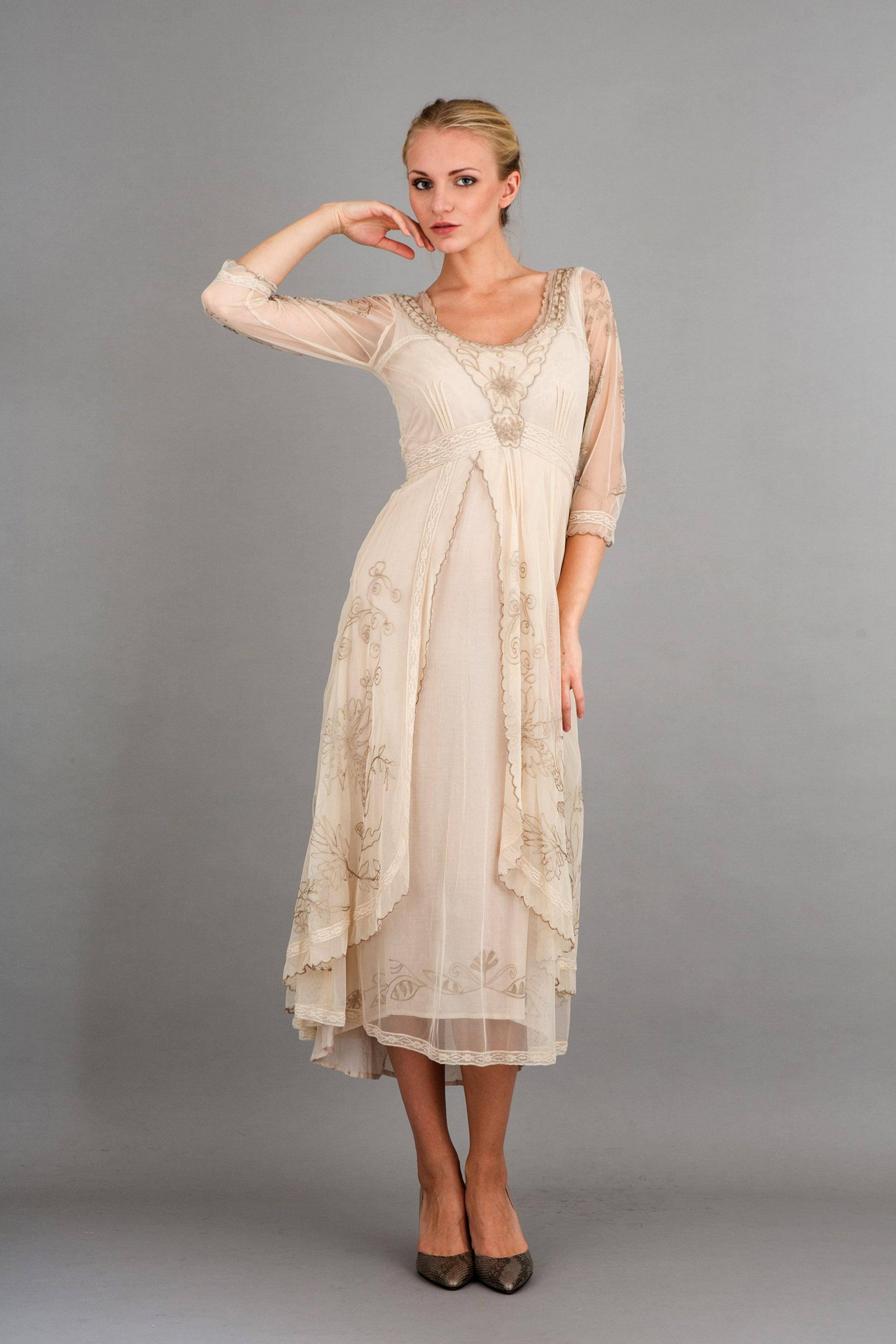 Nataya Vintage Second Wedding and Mother of the Bride Dresses ...