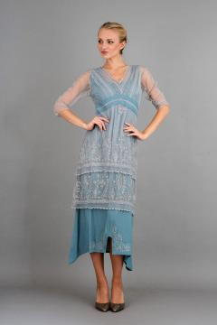Nataya Titanic Dress 5901 in Sunrise