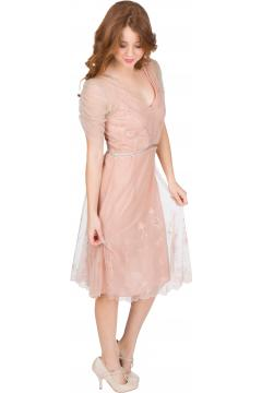 Nataya AL-251 Party Dress in Quartz
