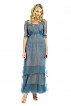 Nataya CL-201 Party Dress in Azure