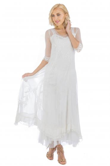 Nataya CL-068 Wedding Dress in Ivory