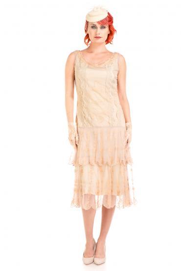 Nataya AL-282 Vintage Style Dress