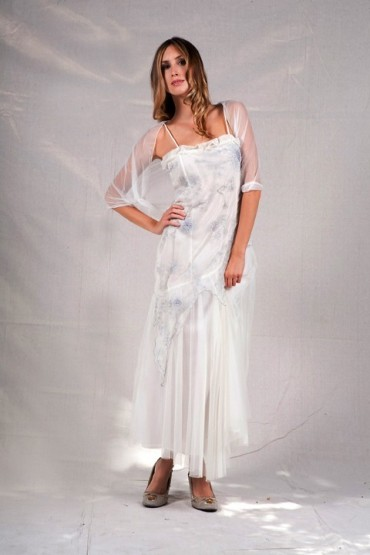 Lace Bridal Shawl