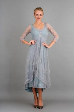 Nataya 40163 Downton Abbey Tea Party Gown in Sunrise