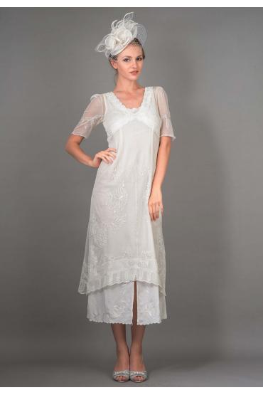 Nataya Titanic Dress 40007 in Ivory