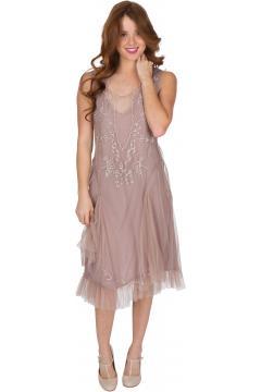 Nataya AL-254 Party Dress in Amethyst