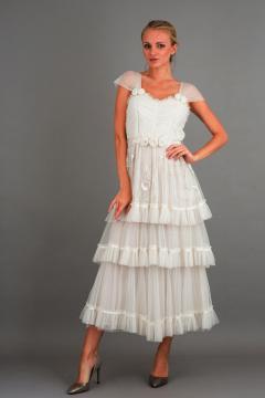 Nataya 40244 Fairy Dress in Ivory - SALE