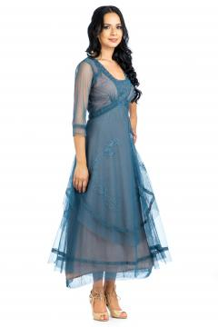 Nataya CL-163 Party Dress in Azure