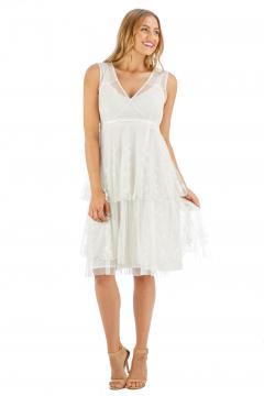 Nataya AL-236 Party Dress in Ivory
