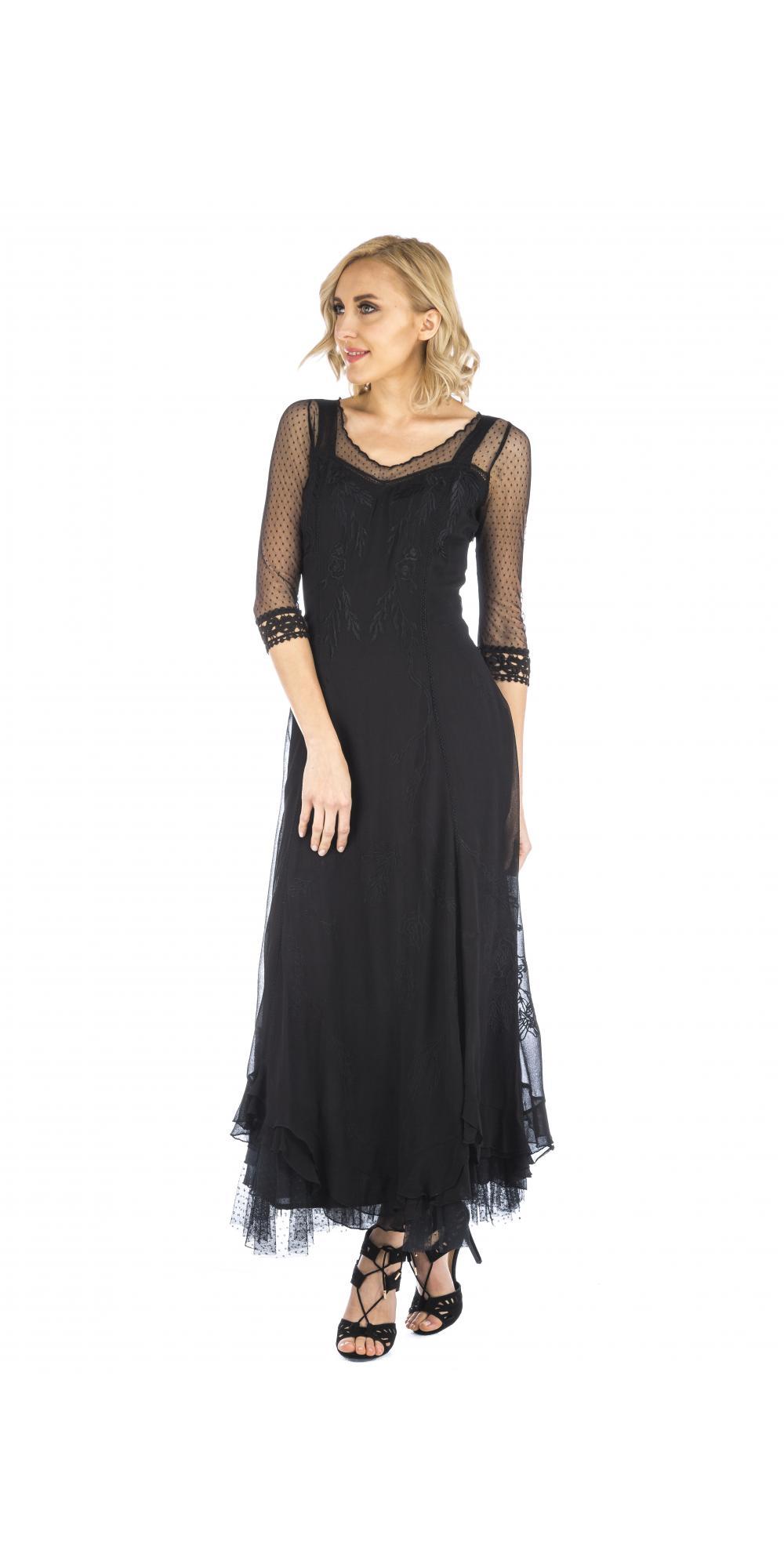 Black Style Wedding Dress