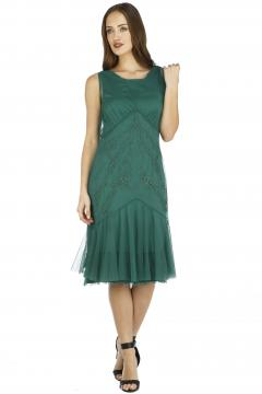 Nataya AL-248 Party Dress in Green