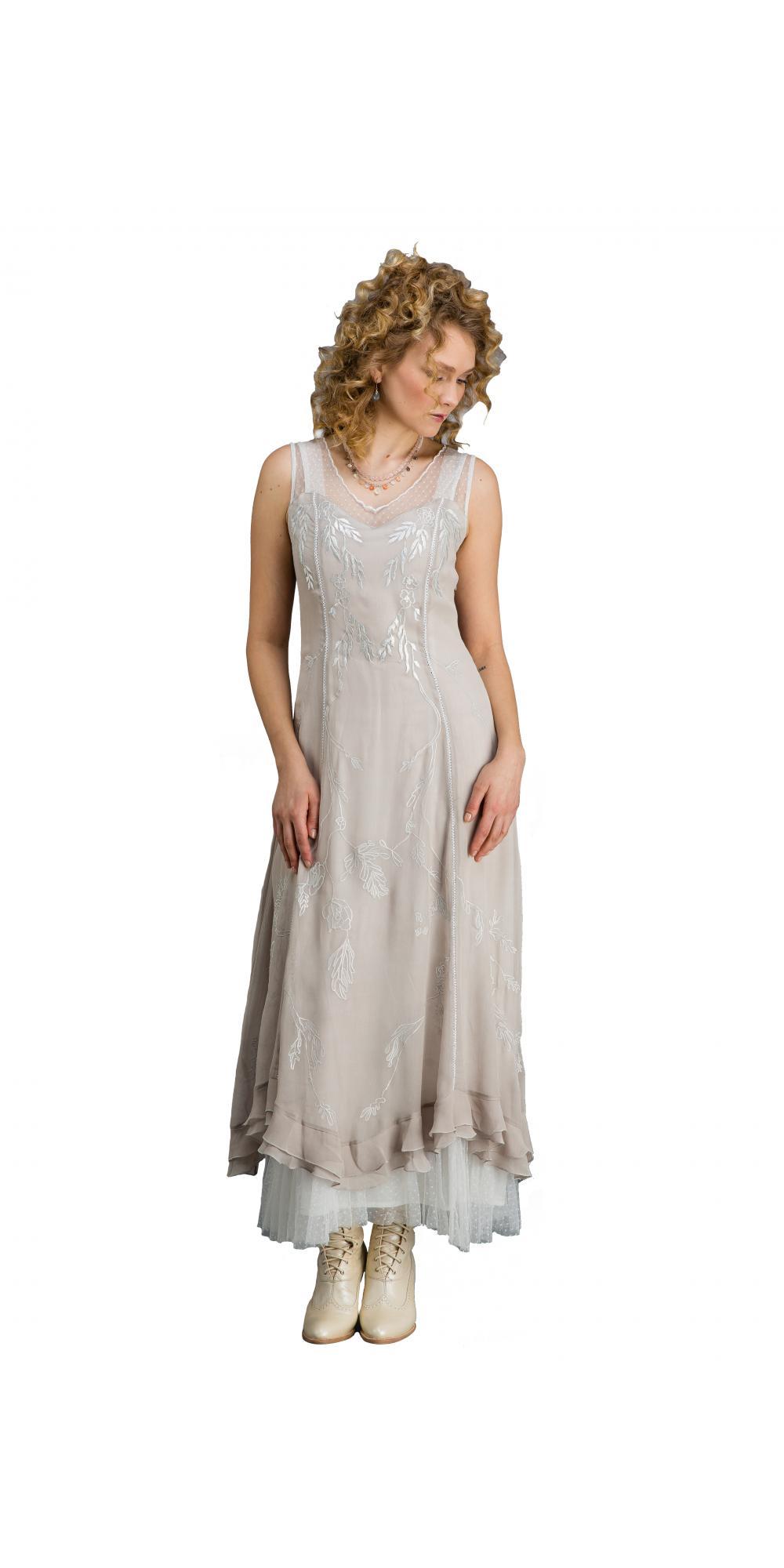 True Romance Nataya CL-069 Vintage Style Wedding Dress in ...