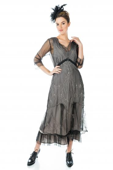 Nataya CL-509 Party Dress in Black