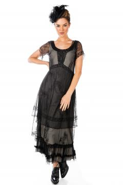 Nataya CL-169 Party Dress in Black