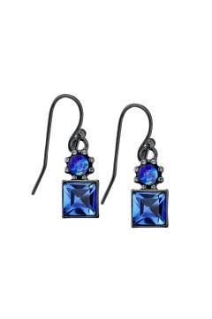 Aurora Drop Earrings in Sapphire