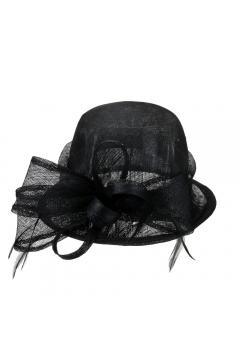 Julep Vintage Style Cloche in Black